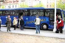 Zajíždění turistických autobusů do centra městě je trnem v oku mnoha mariánskolázeňských obyvatel