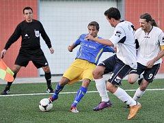 FC Cheb doma prohrálo v derby s Viktorií Mariánské Lázně 1:3