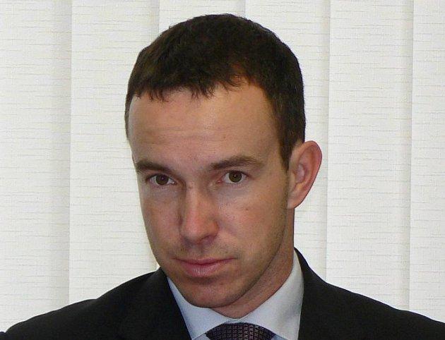 Petr Ptáček, právník z Chebu
