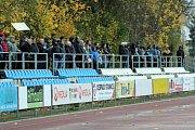 Hlavní pozornost fanoušků v Karlovarském kraji směřovala do Mariánských Lázní, kde se v derby představila Březová.