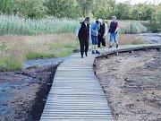 Rezervace Soos, která se nachází osm kilometrů od Františkových Lázní, vznikla přibližně před deseti tisíci lety na dně tehdy vysychajícího jezera.