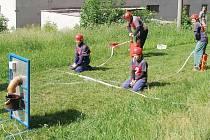 Mladí hasiči z Plesné budou na společném setkání na Sorkově učit německé kolegy, jak se u nás dělá požární útok nebo štafeta.