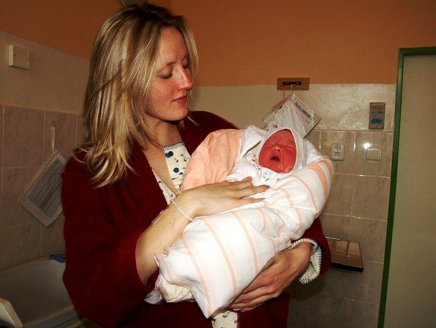 JAROSLAV POLANECKÝ přišel na svět ve středu 29. října ve 20.25 hodin. Při narození vážil 3730 gramů a 51 centimetrů. Jméno vybral dvouletý synek Jakub. Ale protože je ještě malý, bráškovi říká Halda.