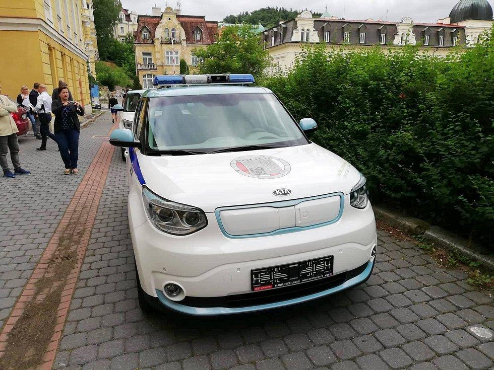 Nový elektromobil