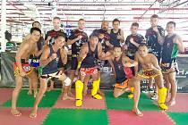 Bojovníci Game Over Gym  se připravovali v Thajsku