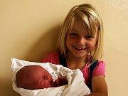 MARKÉTA KÖNIGOVÁ se narodila v neděli 28.června ve 21.50 hodin. Při narození vážila 3800 gramů a měřila 54 centimetrů. Pětiletá Kristýnka a tatínek Vladimír se už nemohou doma v Lázních Kynžvart dočkat návratu maminky Petry a malé Markétky.