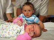 VIOLA VLÁSENKOVÁ se narodila ve středu 1. července v 18.06 hodin. Na svět přišla s krásnou váhou 3850 gramů a mírou 53 centimetrů. Třináctiměsíční Benjamín a tatínek Jiří  se už nemohou dočkat návratu maminky Jindry a malé Violky domů do Ovesných Kladrub.