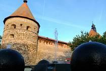 Hrad Hohenberg v Německu, zhruba 10 kilometrů od Chebu, patří k nejnavštěvovanějším památkám.