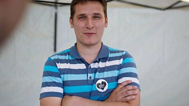Michal Ouřada, organizátor nejznámějších běžeckých závodů na Chebsku.