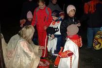 Halloween v Novém Kostele