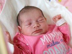 Denisa Baogová si poprvé prohlédla svět v úterý 28. března v 18.30 hodin. Při narození vážila 3 400 gramů. Doma v Chebu se z malé Denisky těší sourozenci Samuel, Karolína a Lukáš, maminka Denisa a tatínek Milan
