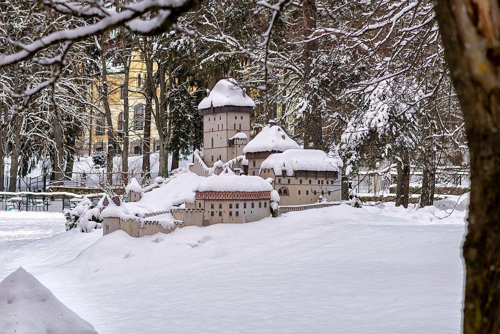 Z parku miniatur. Foto: Jiří Vaníček