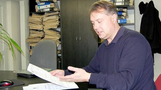 Michal Pospíšil.