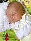 DANIEL HAMŘÍK přišel na svět v sobotu 31. března v 6.03 hodin. Vážil 3250 gramů a měřil 49 centimetrů. Z malého Danielka se radují doma v Chebu maminka Lucie a tatínek Josef.