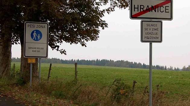 V Hranicích u Aše se rozhořel spor kvůli chybějícímu obchvatu