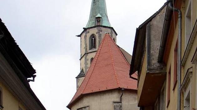 Kostel Zvěstování Panny Marie v Chebu