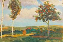 Galerie výtvarného umění (GVU) v Chebu zve milovníky kumštu na reprízu výstavy s názvem Antonín Slavíček 1870-1910.