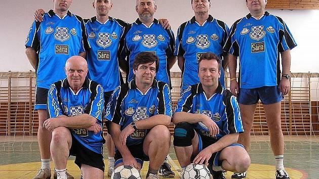 Čtvrtý tým soutěže PSK Cheb 96´