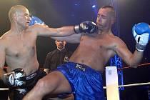 Galavečer thajského boxu v Mariánských Lázních -  Burian - Kosnar