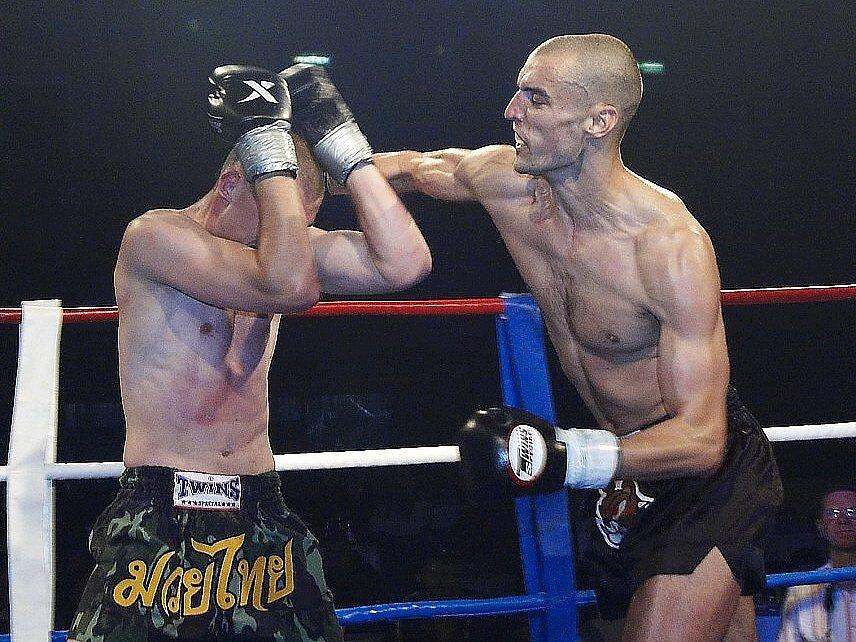 Galavečer thajského boxu v Mariánských Lázních -  Raušer - Ungerman