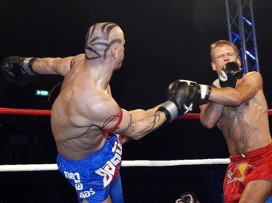 Galavečer thajského boxu v Mariánských Lázních - Švehla