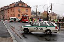 Několik výstřelů zalarmovalo v pondělí ráno obyvatele města Cheb. Střílelo se u jednoho z domů v Havlíčkově ulici