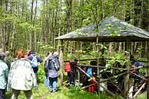 Chebské muzeum a Český svaz ochránců přírody Kladská uspořádali další akci. Nejen školáci z Domu dětí a mládeže Sova v Chebu se zúčastnili akce Pojďte s námi do přírody.