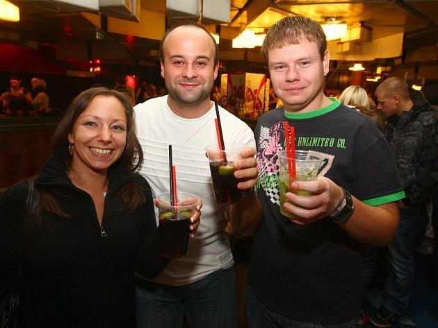 Barmanská show v Plzni
