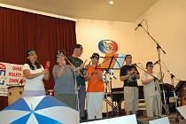 Festival handikapovaných umělců Souznění 2009.