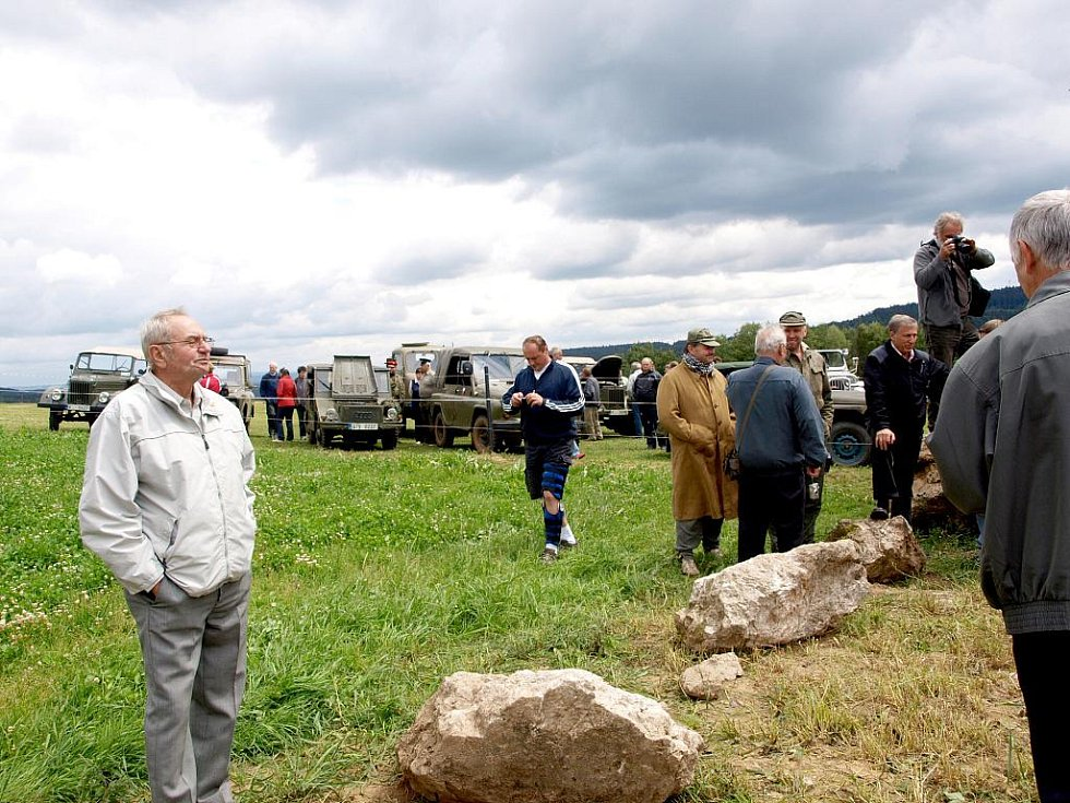 Všechny ochránce hranic Československa oslavuje památník, který byl odhalen  v Krásné u Aše. Vznikl mimo jiné jako reakce na pomník obětem železné opony ve Svatém Kříži.