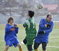 Zimnímu turnaji vévodí Hvězda, FC Cheb prohrál  Citicemi