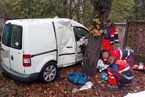Dopravní nehody.