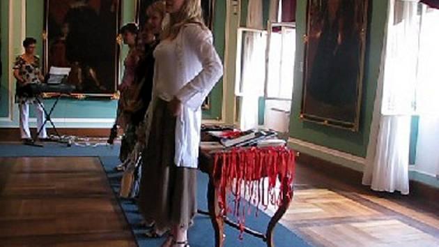 Slavnostní ukončení školního roku v muzeu
