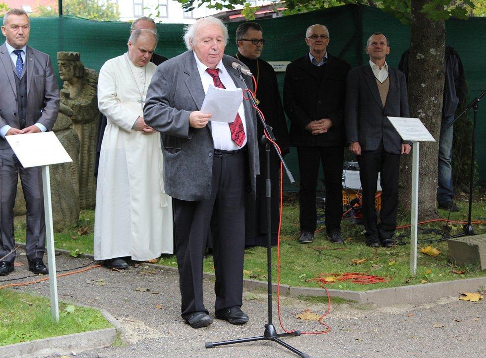 Již podesáté se v Mariánských Lázních uskutečnilo Svatováclavské setkání lidí dobré vůle.
