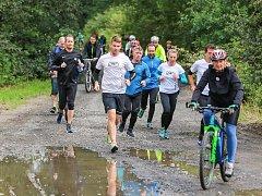 Běžci se vydali na Loretu a na Kappl. Konal se 9. ročník Poutního maratonu