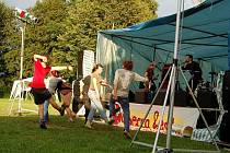 Rebecca Fest v Hranicích u Aše