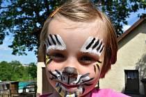 Den dětí si připravili organizátoři v Domě dětí a mládeže Sova v Chebu.