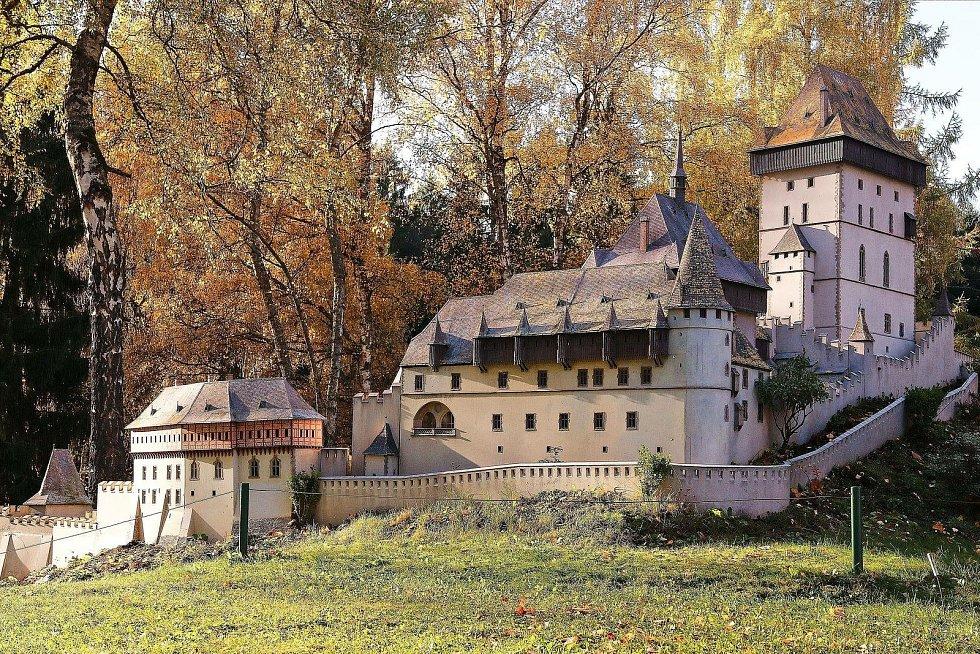 Z parku miniatur. Foto: Josef Makrlík