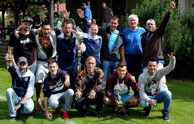 Krušnohorský pohár: Potůčky po dlouhých deseti letech slavily domácí triumf.