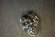 Mincovna vystavuje čtyři ojedinělé minerály