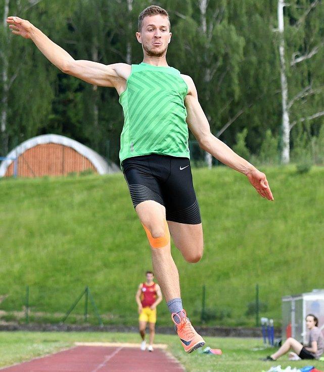 Triatlet uspořádal první ročník Memoriálu Davida Novotného.