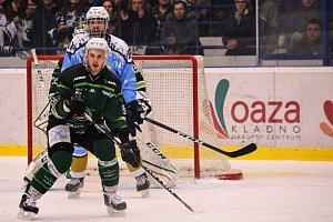 Hokej KV - Kladno 3:2 na nájezdy