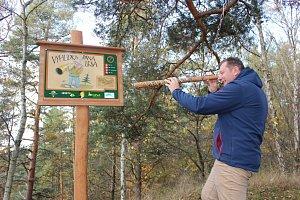 Cesta pohádkovým lesem Žlutice