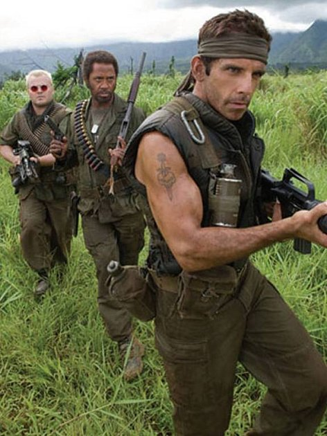 Fresh Film Fest tradičně nabízí atraktivní výběr filmů v českých předpremiérách. Letos organizátoři uvedou například Tropickou bouři (Tropic Thunder) s Jackem Blackem a Robertem Downeym Jr. od herce a režiséra Bena Stillera.