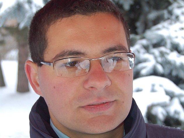 Pavel Andrš, kronikář Nejdku a člen občanského sdružení JoN