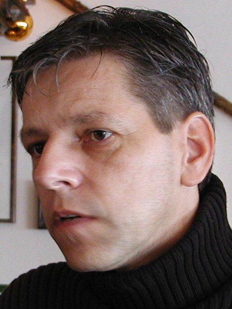 Jan Horník, senátor (SNK) a starosta města Boží Dar
