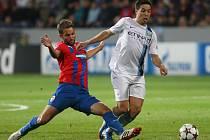 S týmem Manchester City před časem změřila síly Viktoria Plzeň v Lize mistrů.