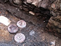 V klášteře Premonstrátů se opět našla nevybuchlá munice