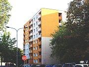 Ubytovna v karlovarské městské části Tuhnice.