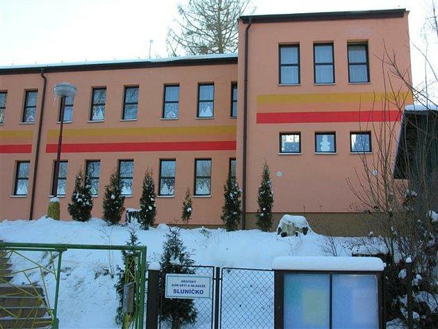 Městský dům dětí a mládeže Sluníčko dozná několika změn.